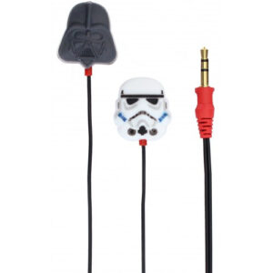 Disney STAR WARS stereo in-ear slušalice - LAZERBUILT