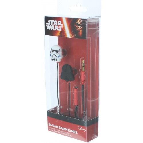 Disney STAR WARS stereo in-ear slušalice - LAZERBUILT