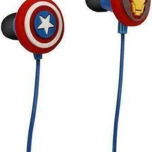 Marvel AVENGERS stereo in-ear slušalice - LAZERBUILT