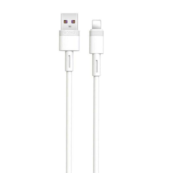 iPhone Lightning 8-pin kabel 5A 1m Bijeli - XO